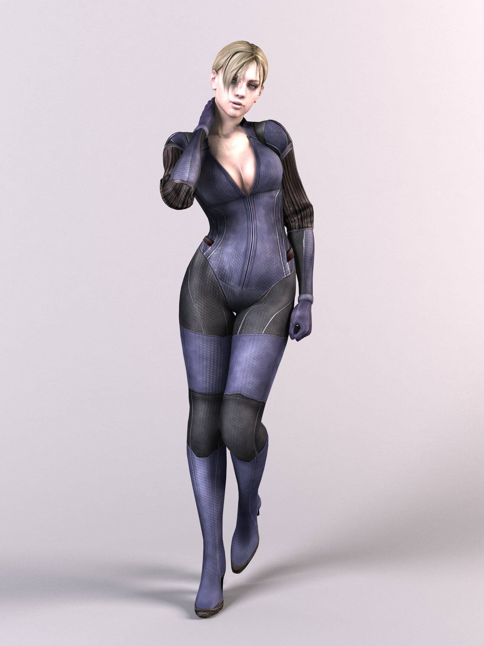 Jill Valentine awesome