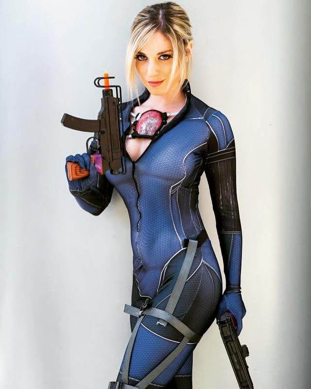 Jill Valentine beautiful photos