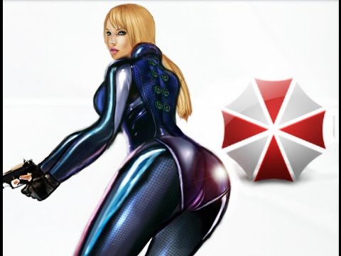 Jill Valentine hot ass (2)