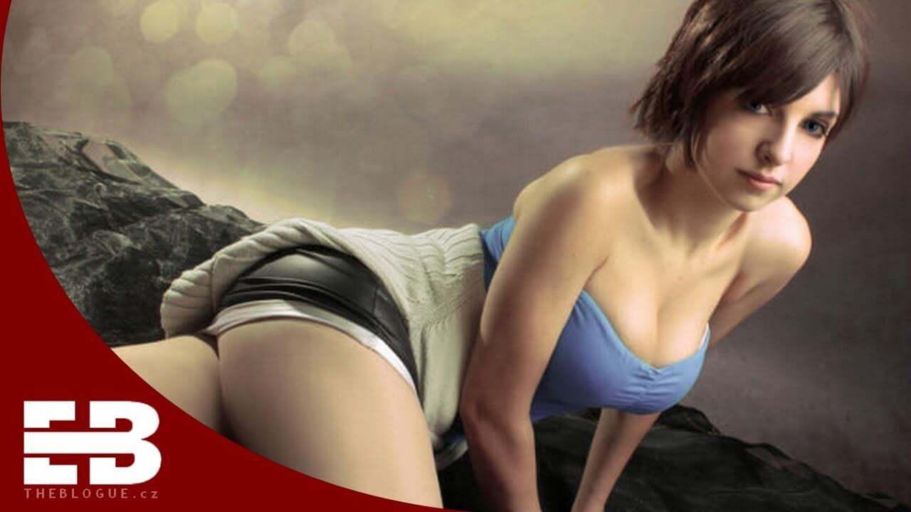 Jill Valentine hot ass