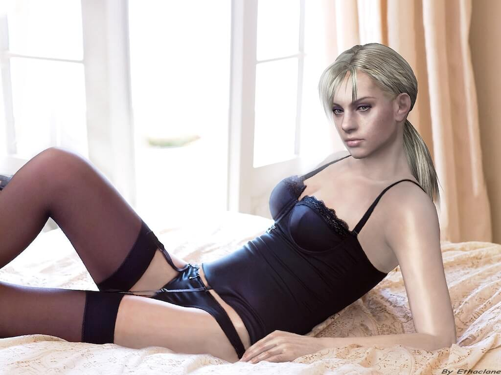 Jill Valentine hot pictures
