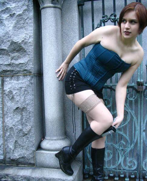 Jill Valentine sexy photos (2)