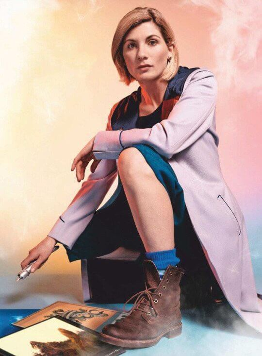 Jodie Whittaker awesome pics