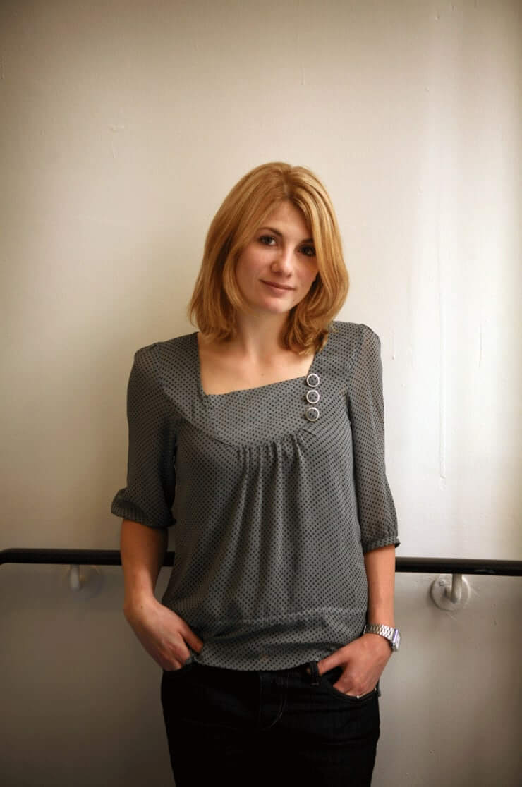 Jodie Whittaker beautiful photo