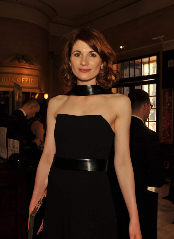 Jodie Whittaker beautiful pic
