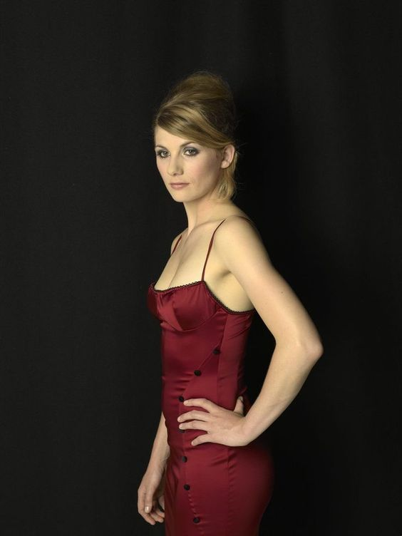 Jodie Whittaker hot picture