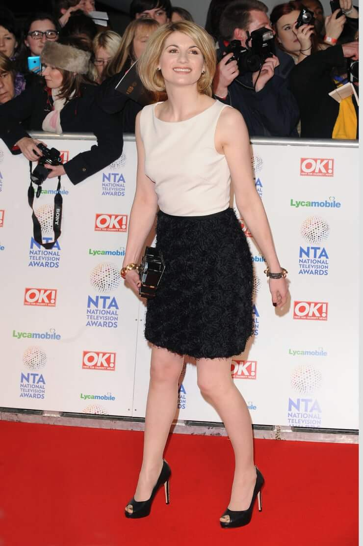 Jodie Whittaker photo