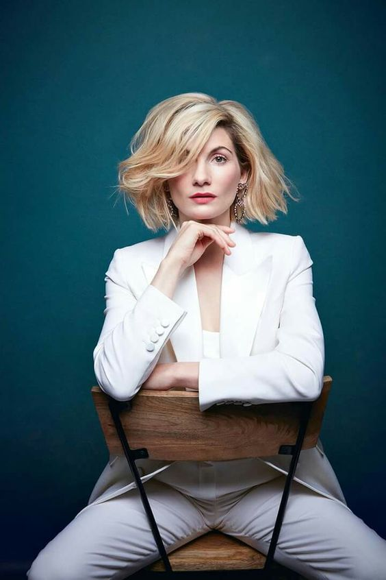 Jodie Whittaker sexy photos