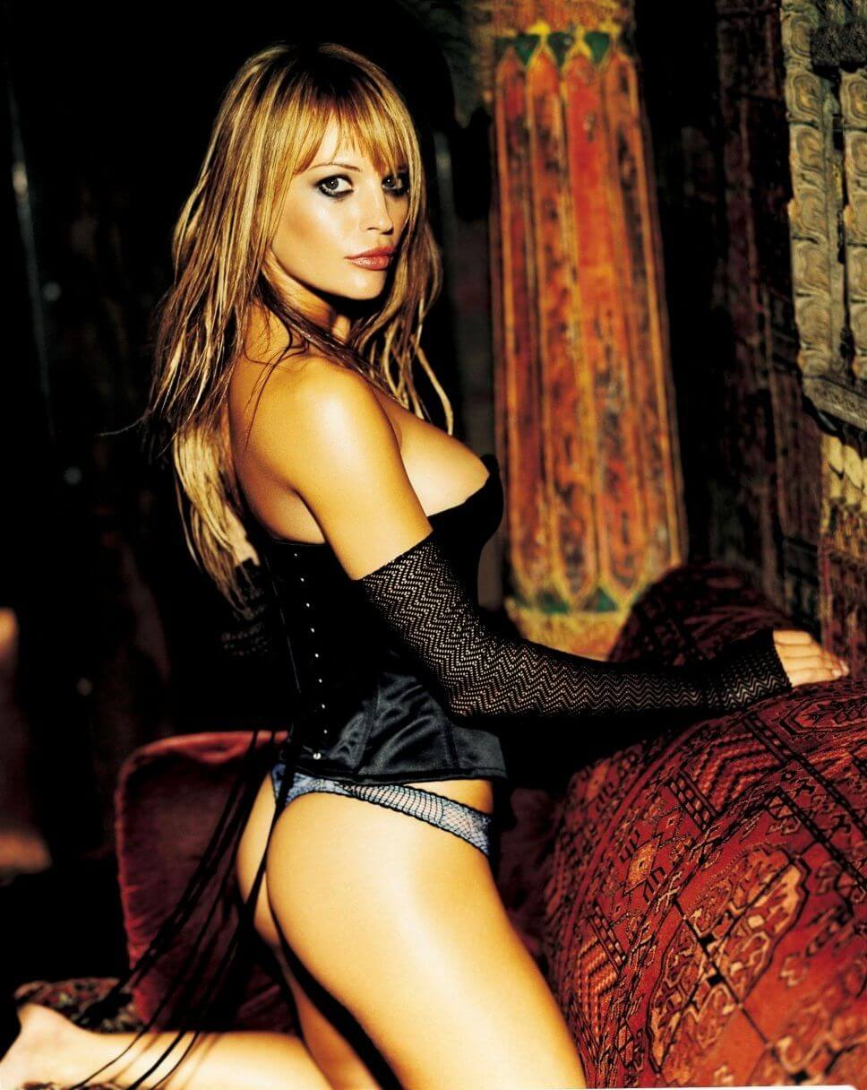 Jolene blalock sexy side look