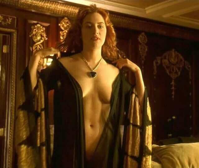 Kate winslet tits