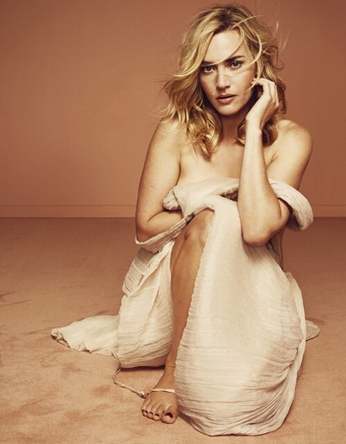 Kate-Winslet sexy near-nude