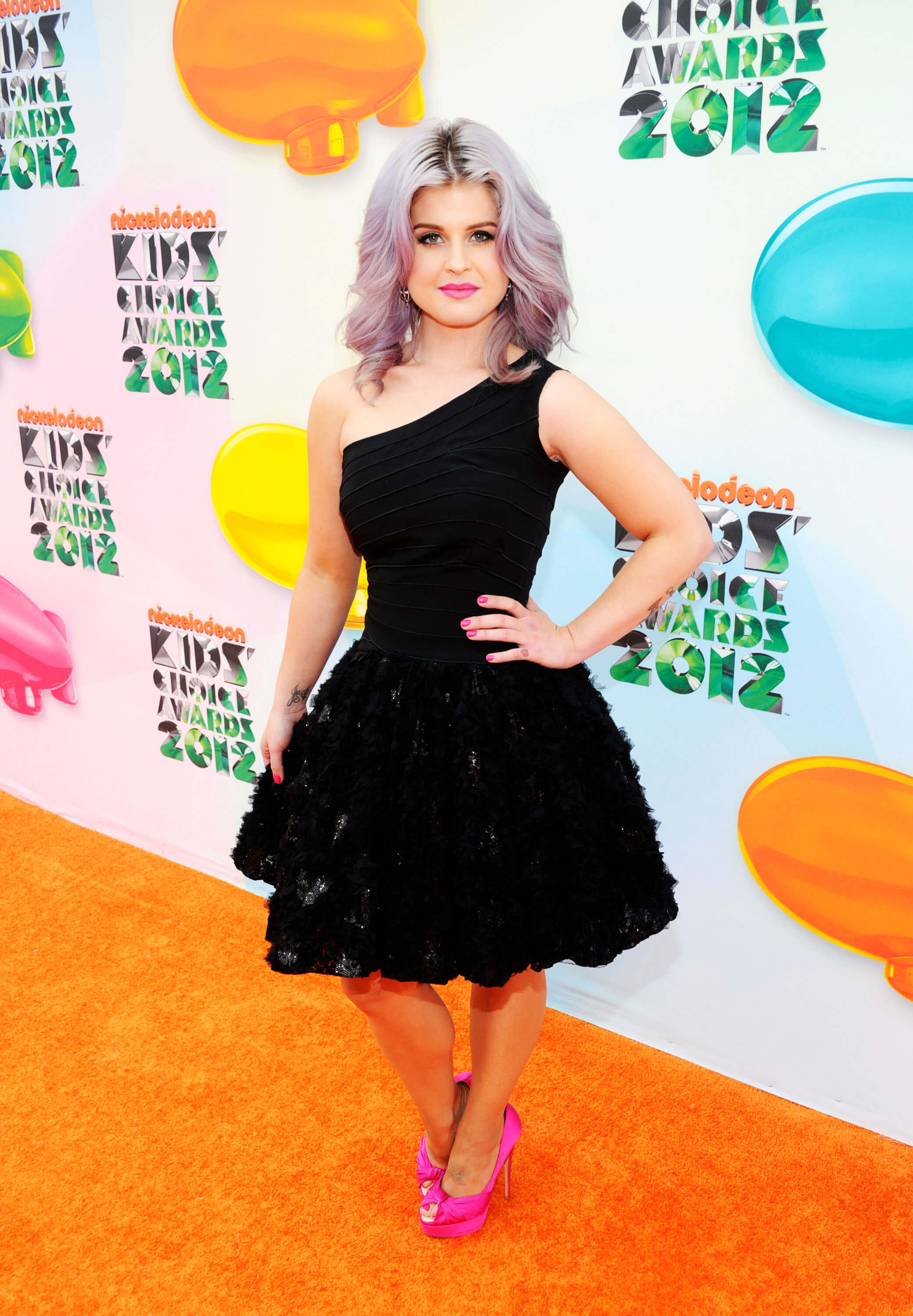 Kelly Osbourne awesome feet