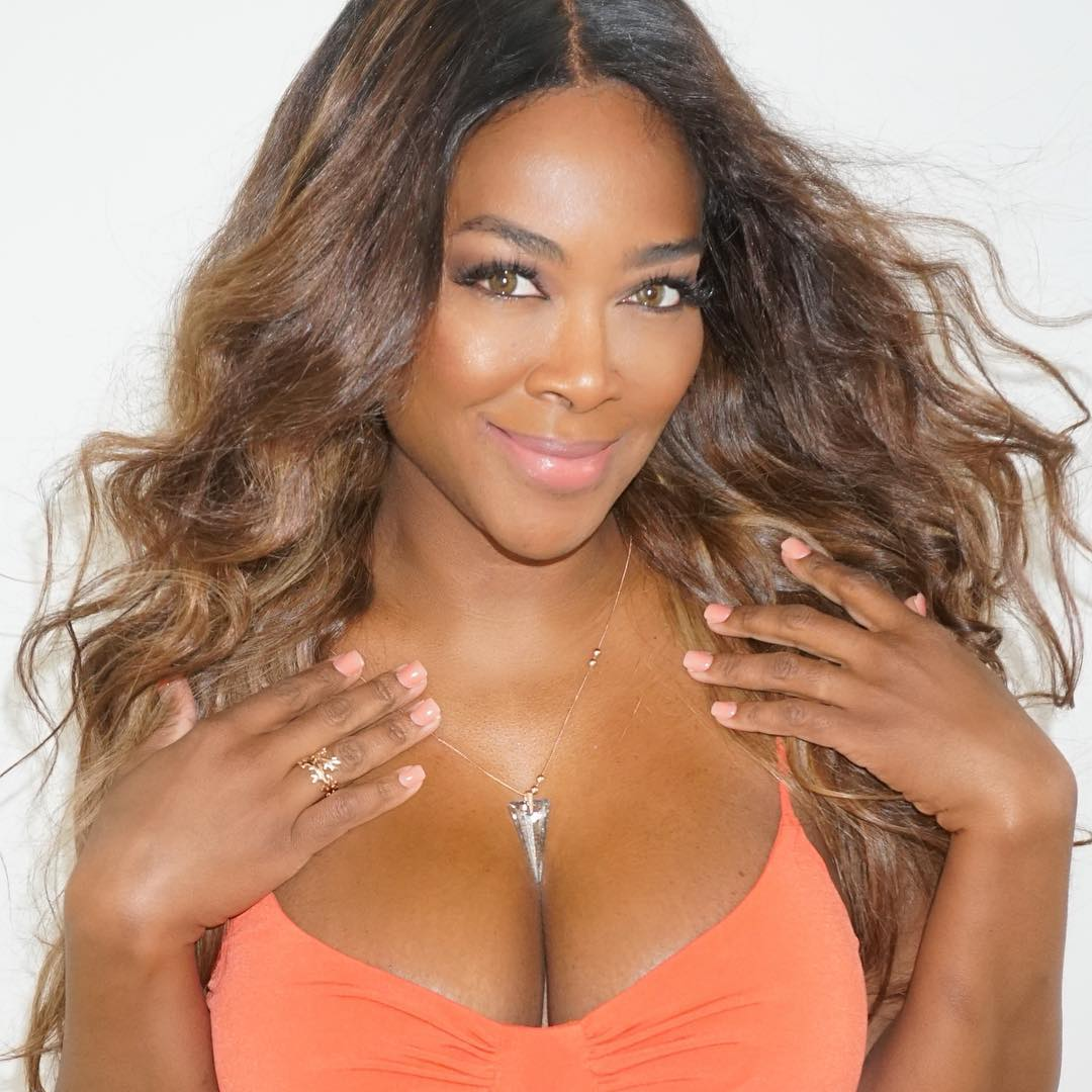 Kenya Moore Beautifull Eyes