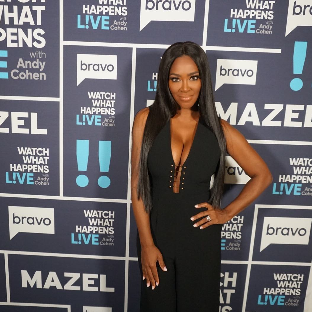 Kenya Moore on Awards