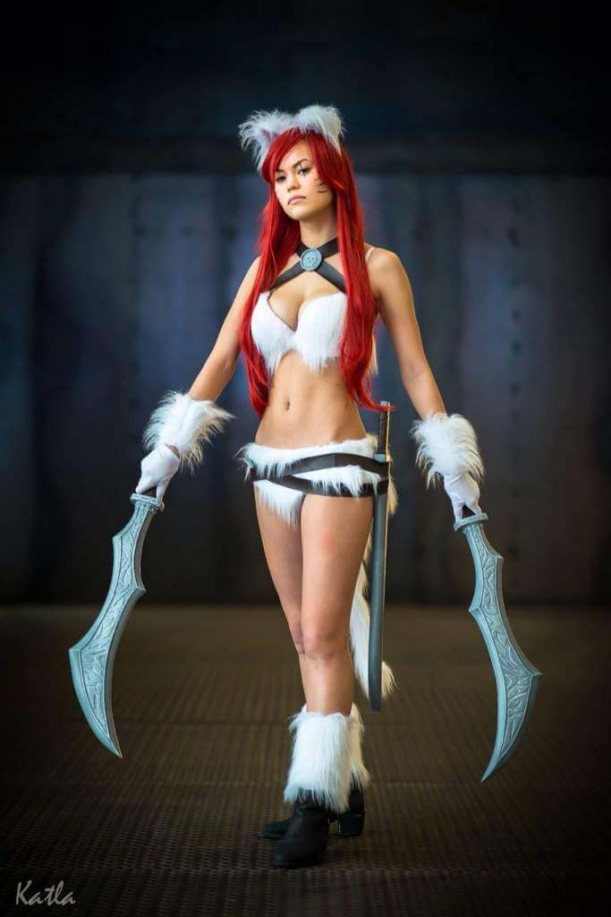Kitty Cat Katarina sexy pictures (2)