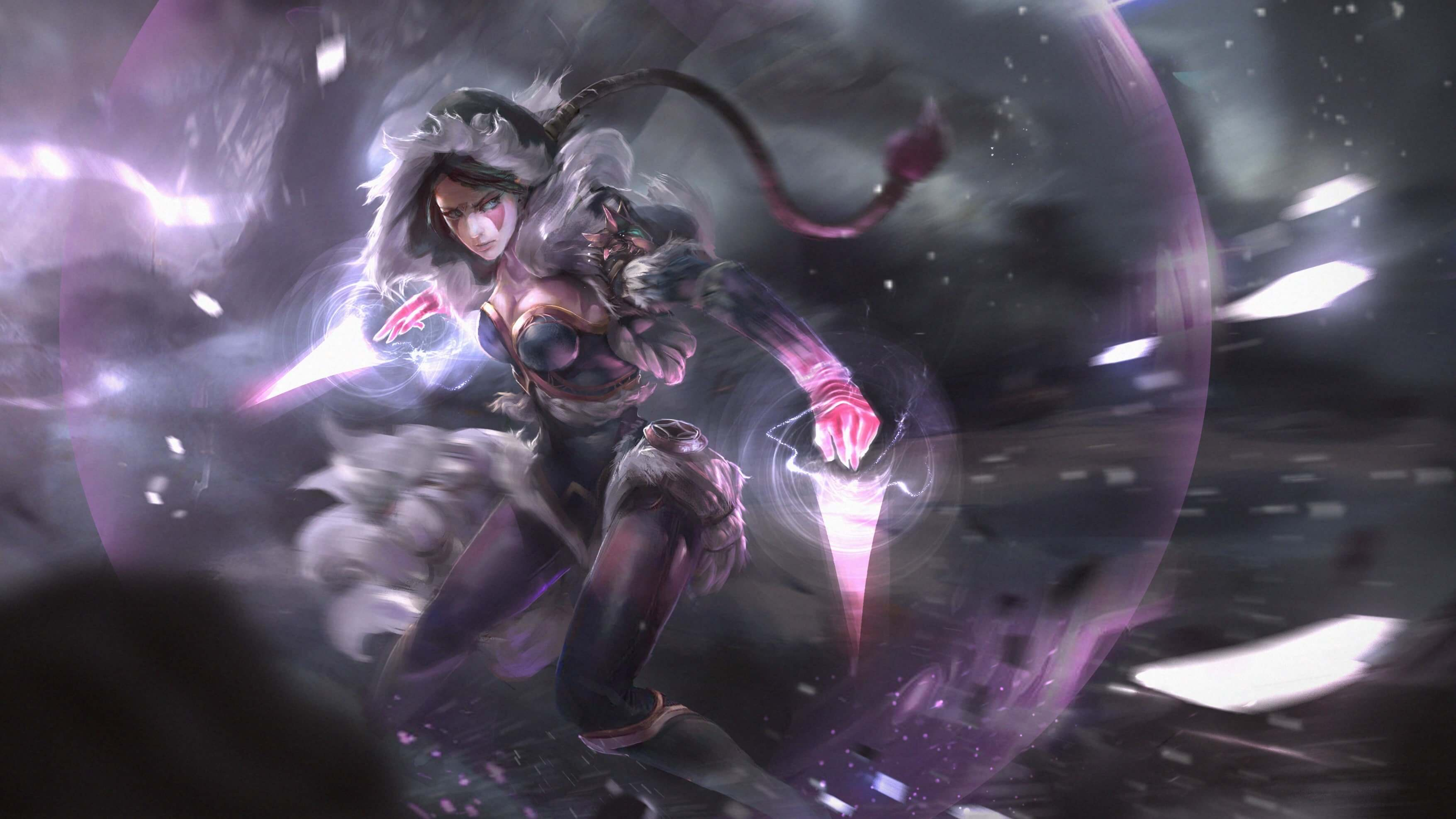 Lanaya Templar Assassin awesome