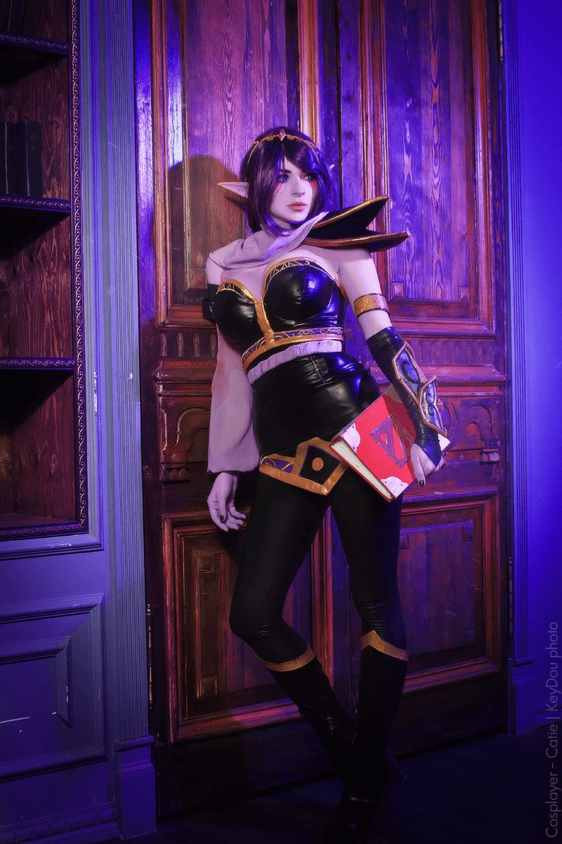 Lanaya Templar Assassin hot look pics