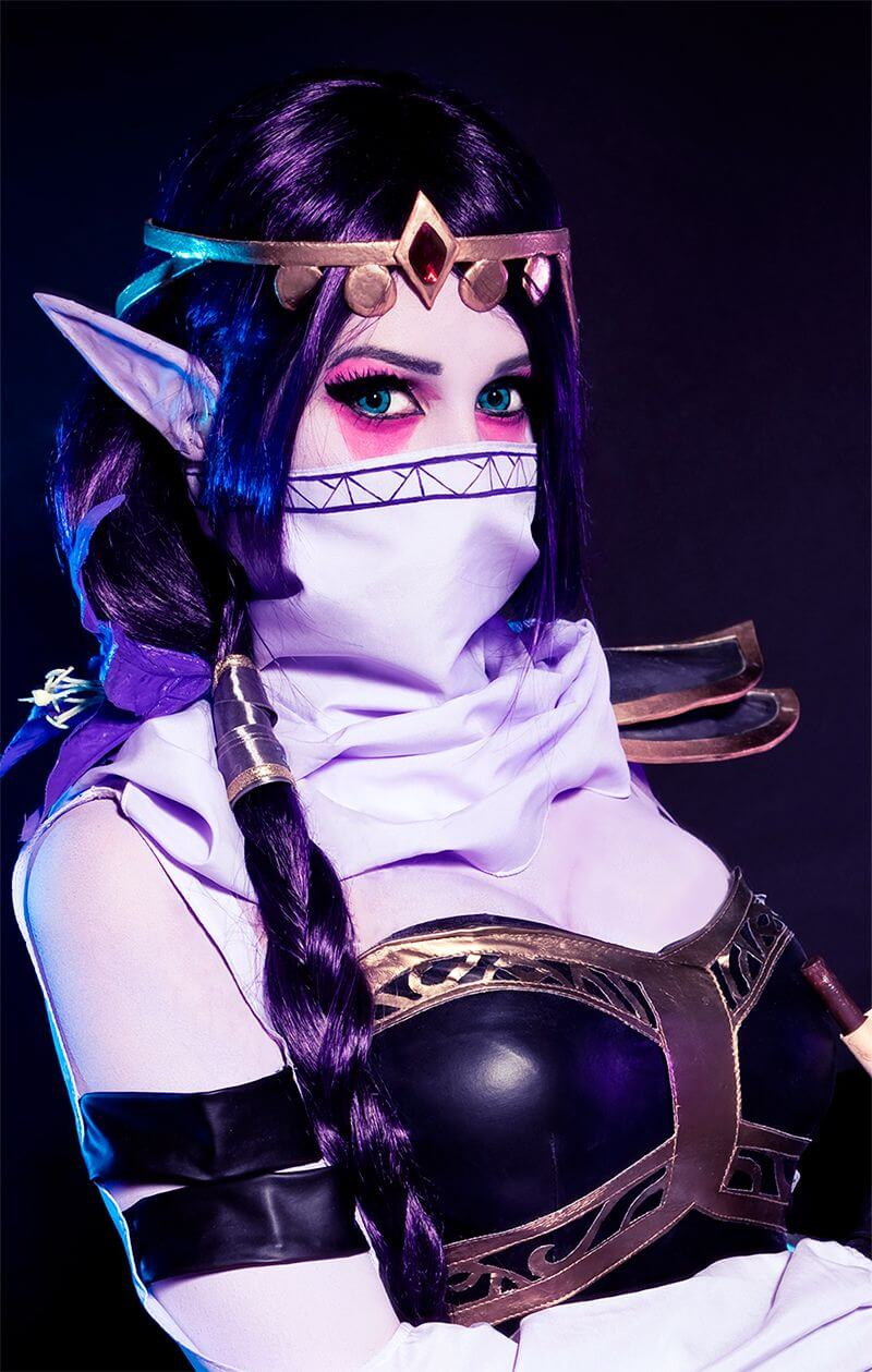 Lanaya Templar Assassin hot pics