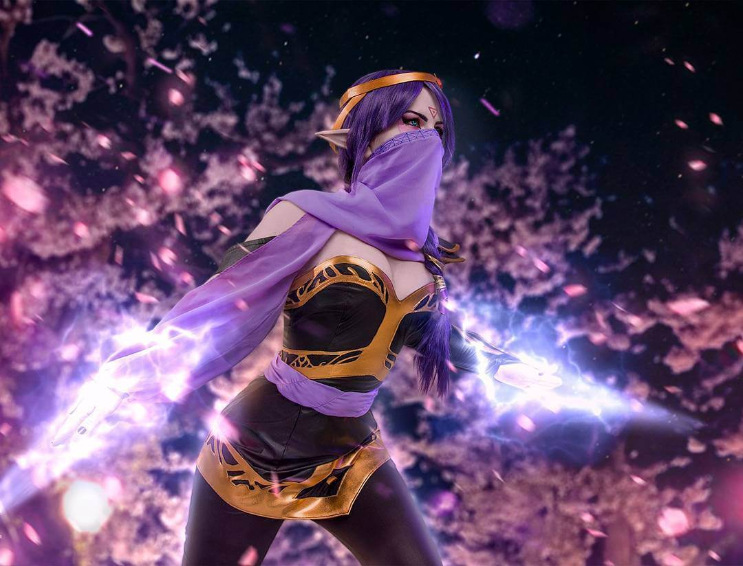 Lanaya Templar Assassin hot pictures