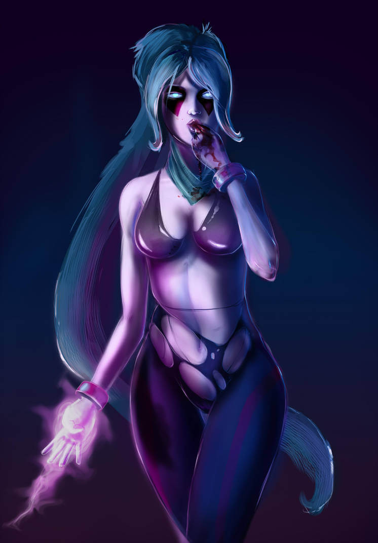 Lanaya Templar Assassin sexy look