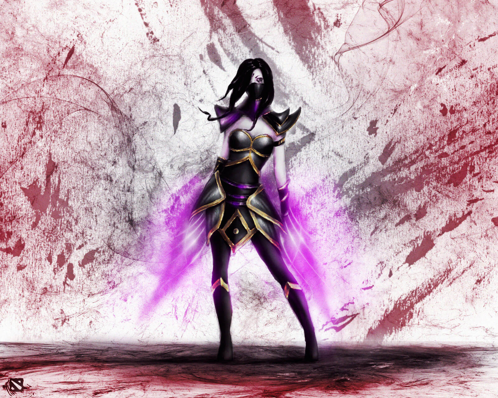 Lanaya Templar Assassin sexy picture