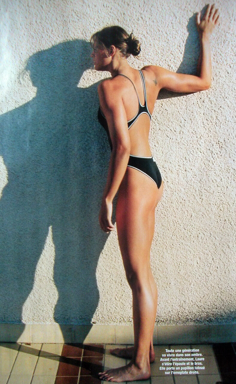 Laure Manaudou hot