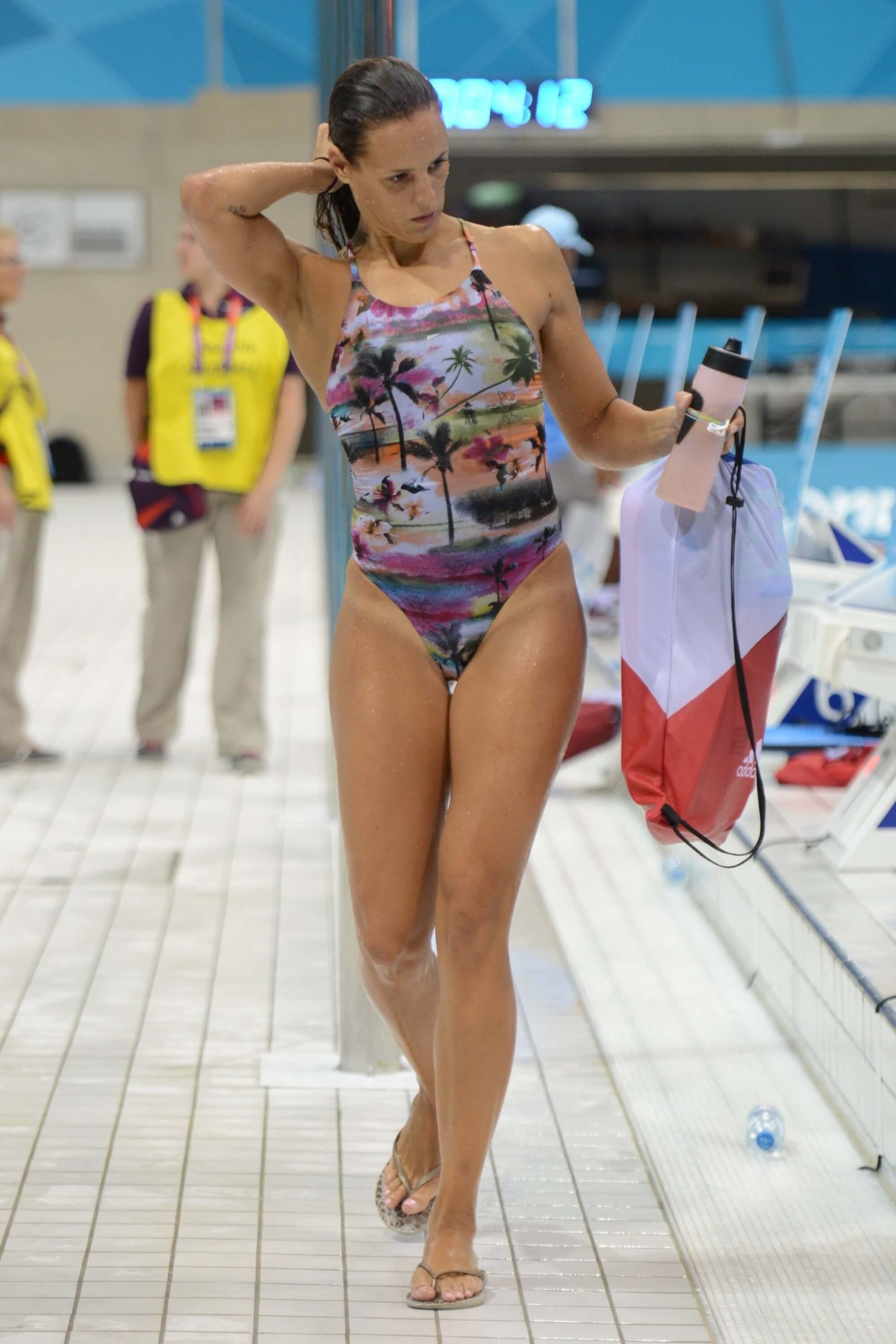 Laure Manaudou sexy photo