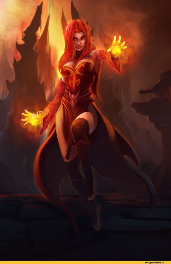 Lina Fan Arts Pics