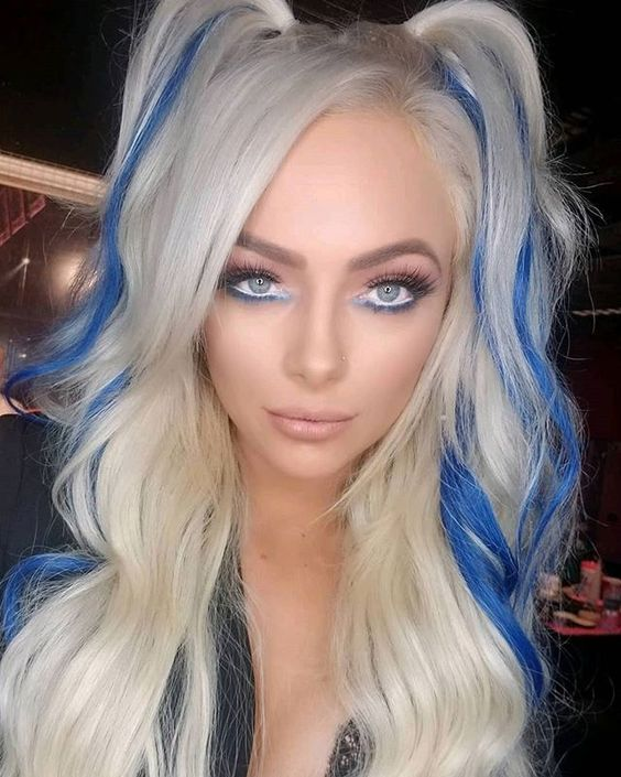 Liv Morgan Beautifull Eyes