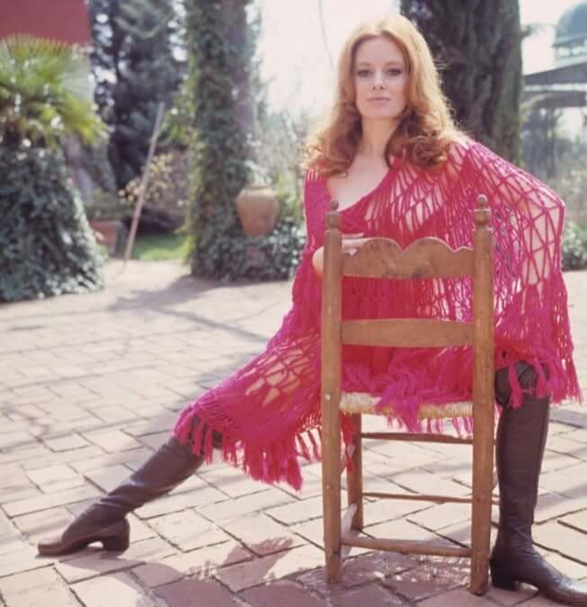 Luciana Paluzzi hot pictures