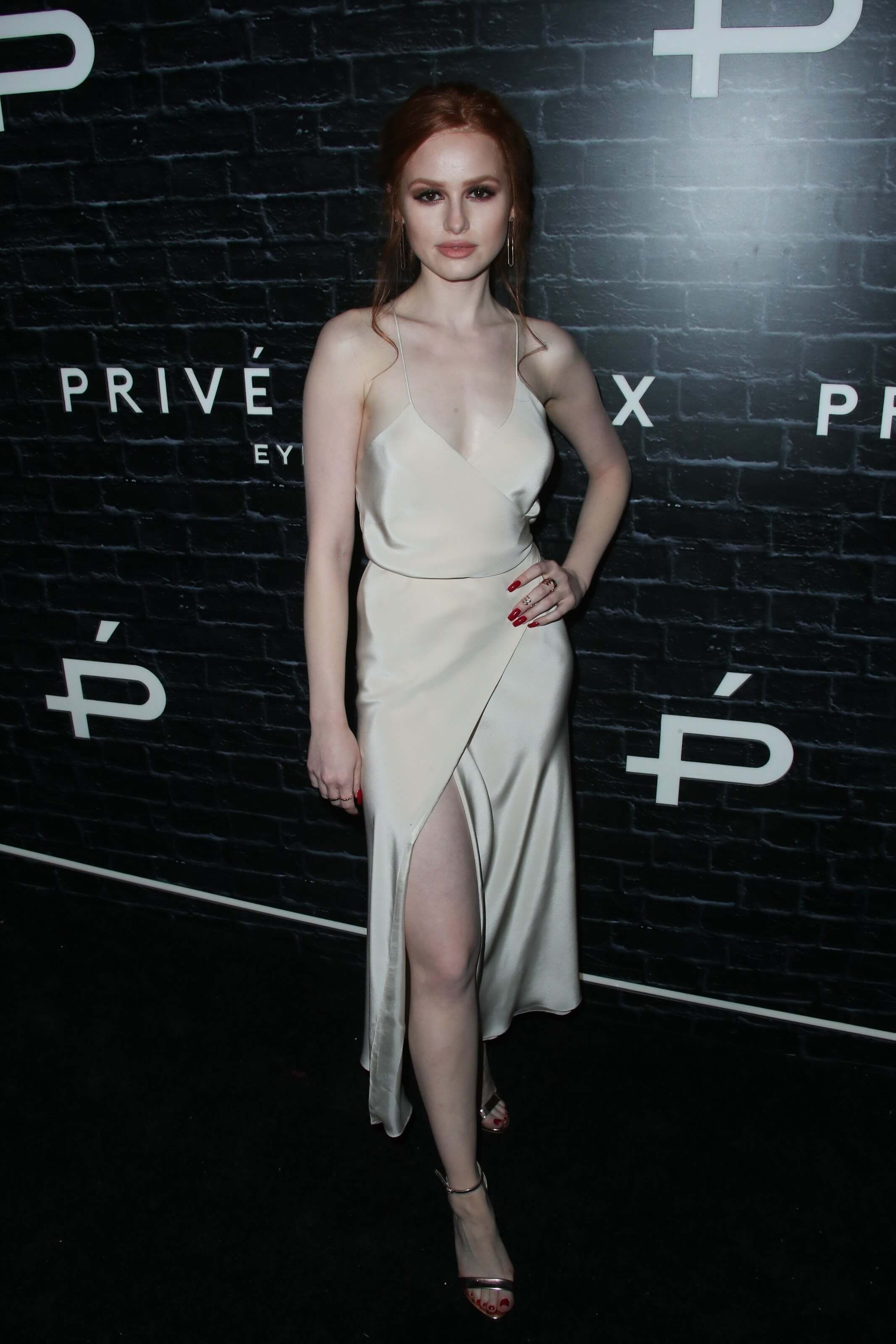 Madelaine Petsch feet hot