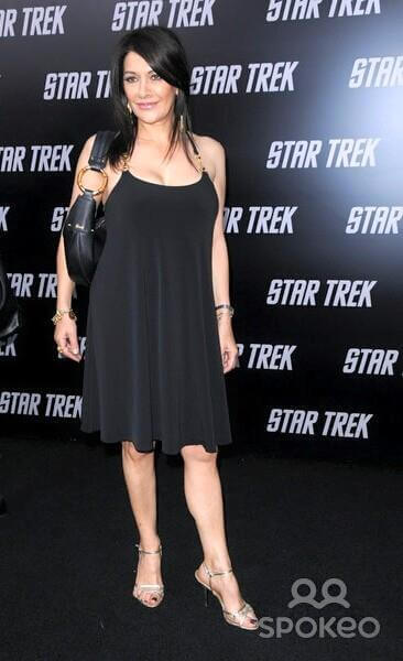 Marina Sirtis hot look npic