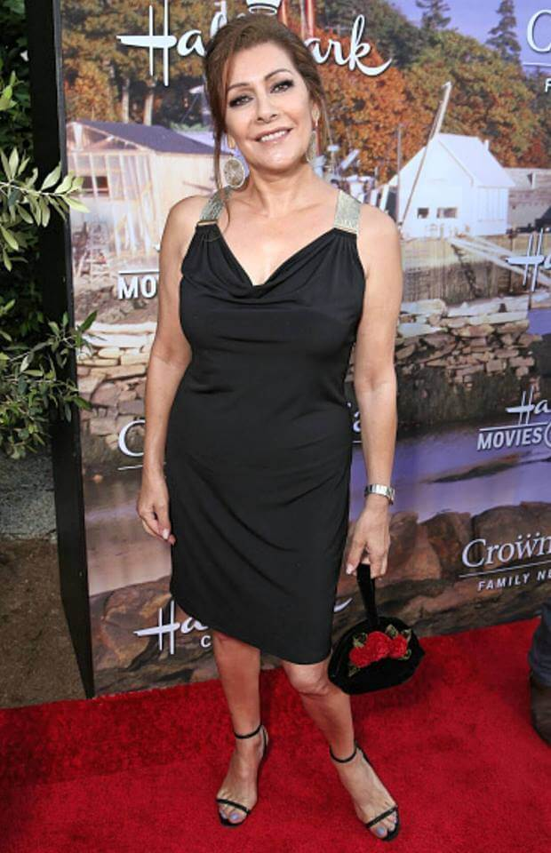 Marina Sirtis hot photo