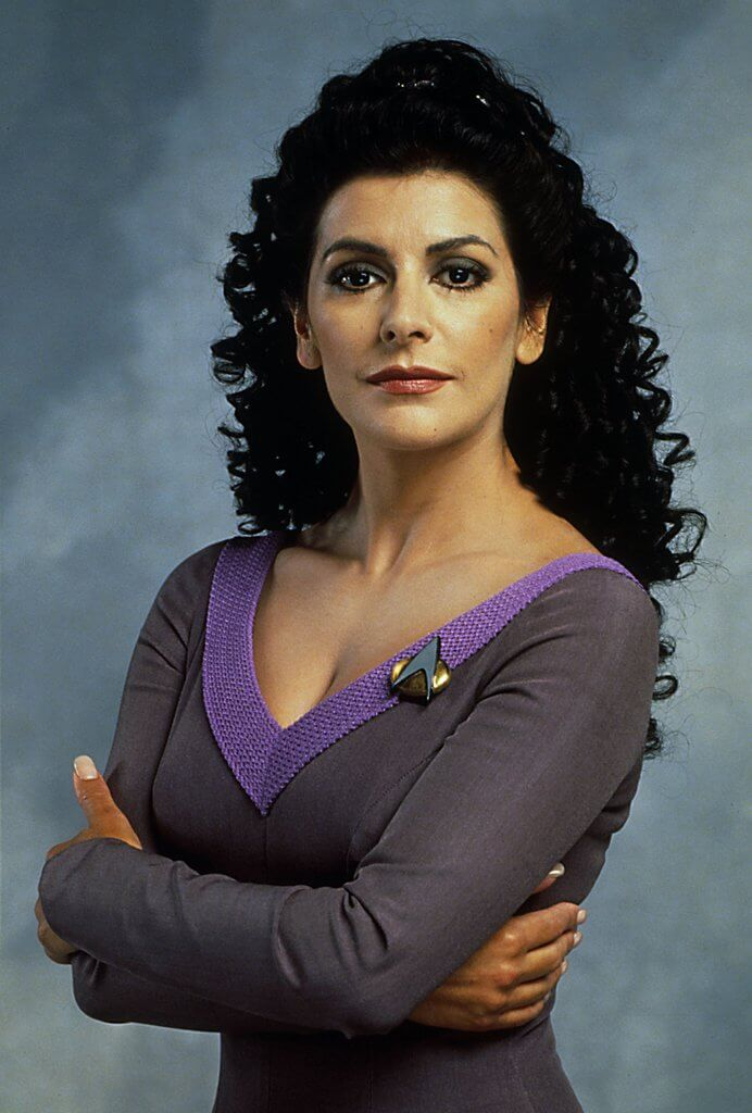 Marina Sirtis hot picture