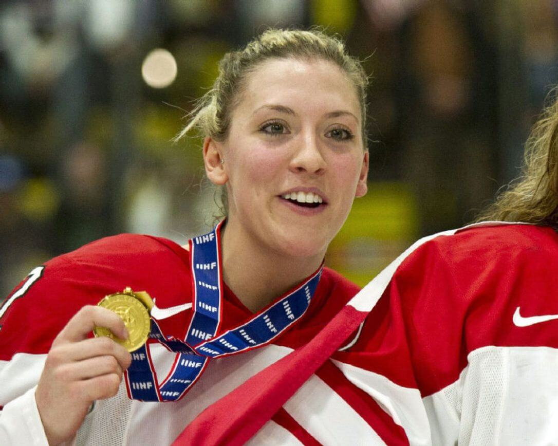 Meghan Agosta sexy picture