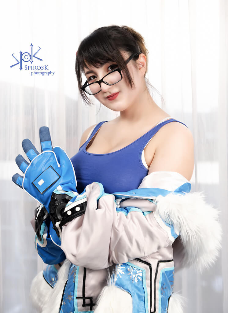 Mei Overwatch hot photo (2)