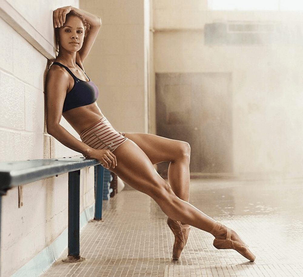 Is a cute Misty Copeland nudes (49 images), Fappening
