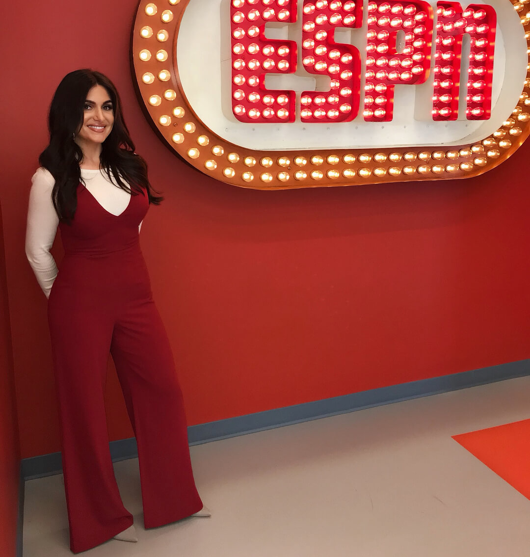 Molly Qerim awesome picture