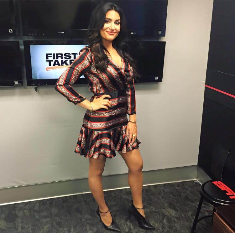 Molly Qerim beautiful pic