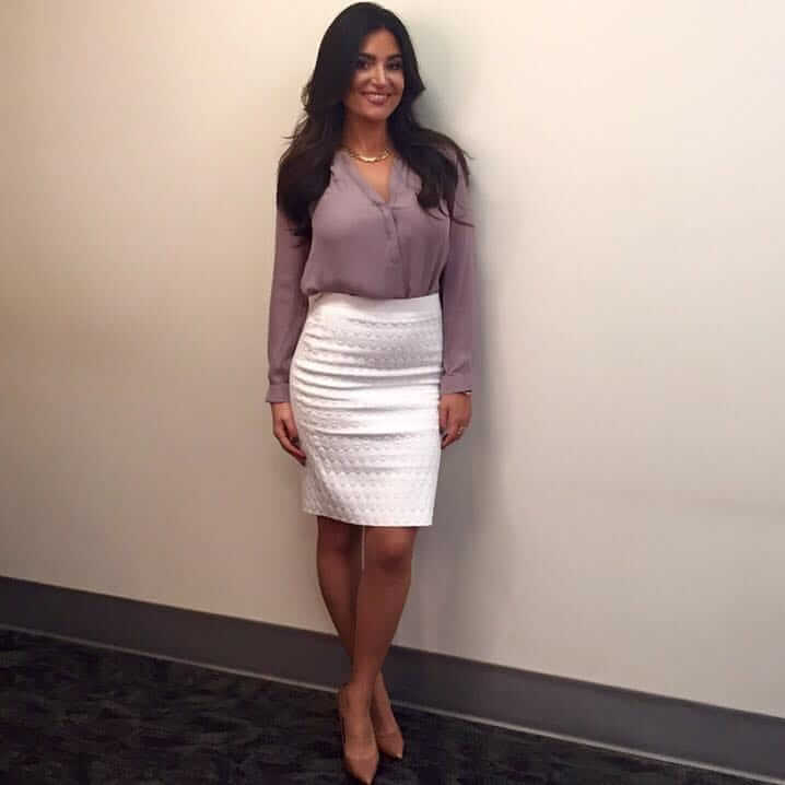 Molly Qerim beautiful pics