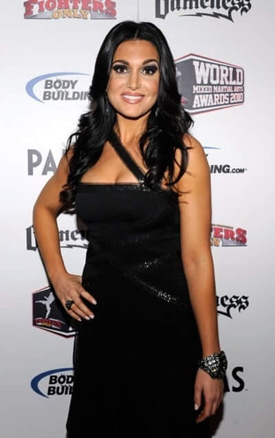 Molly Qerim beautiful pictures