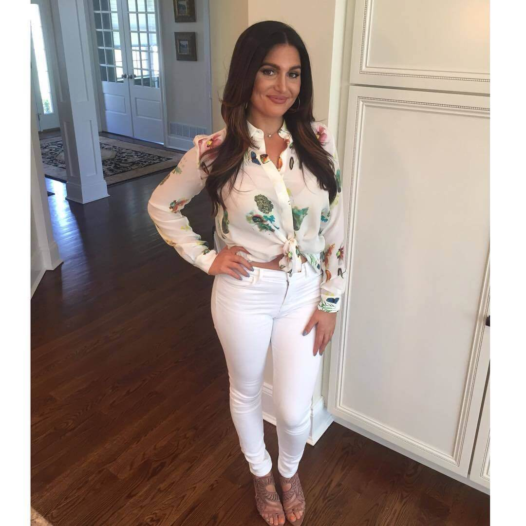 Molly Qerim feet hot