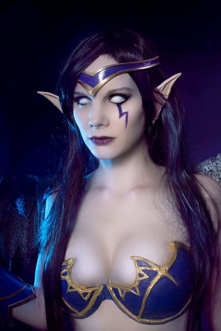 Morgana awesome cleavage