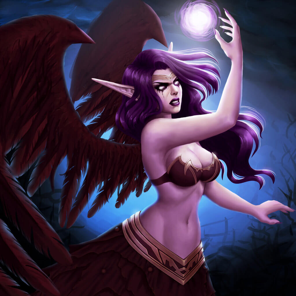 Morgana hot pictures