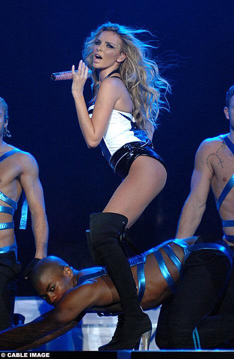 Nadine Coyle hot picture