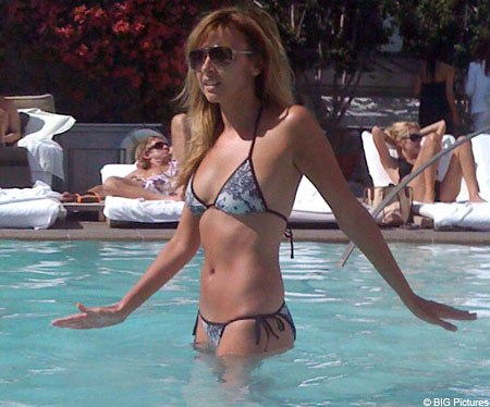 Nadine Coyle sexy and hot