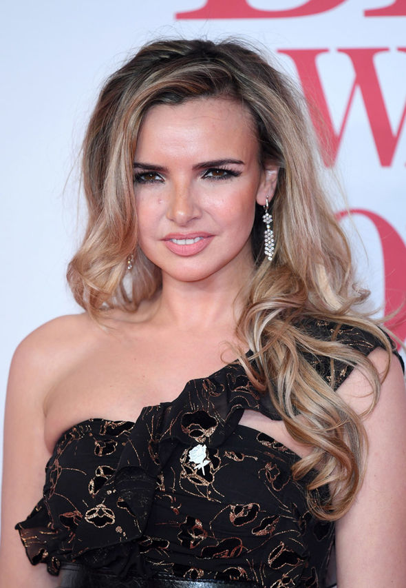 Nadine Coyle too hot pic