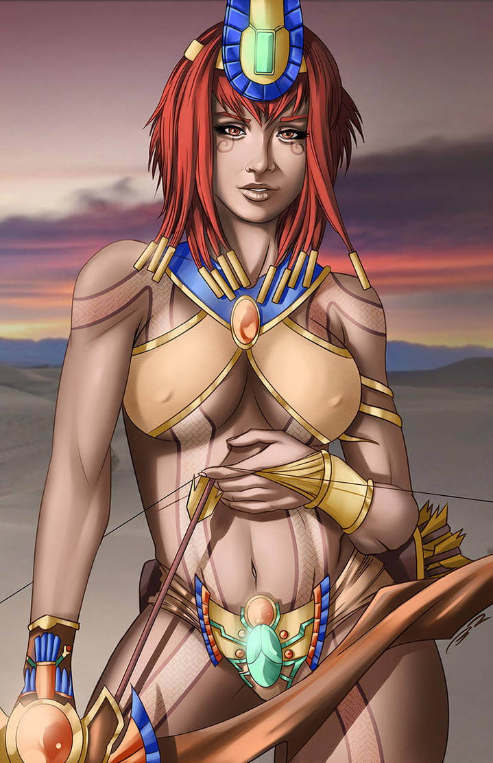 Neith Smite sexy busty pictures