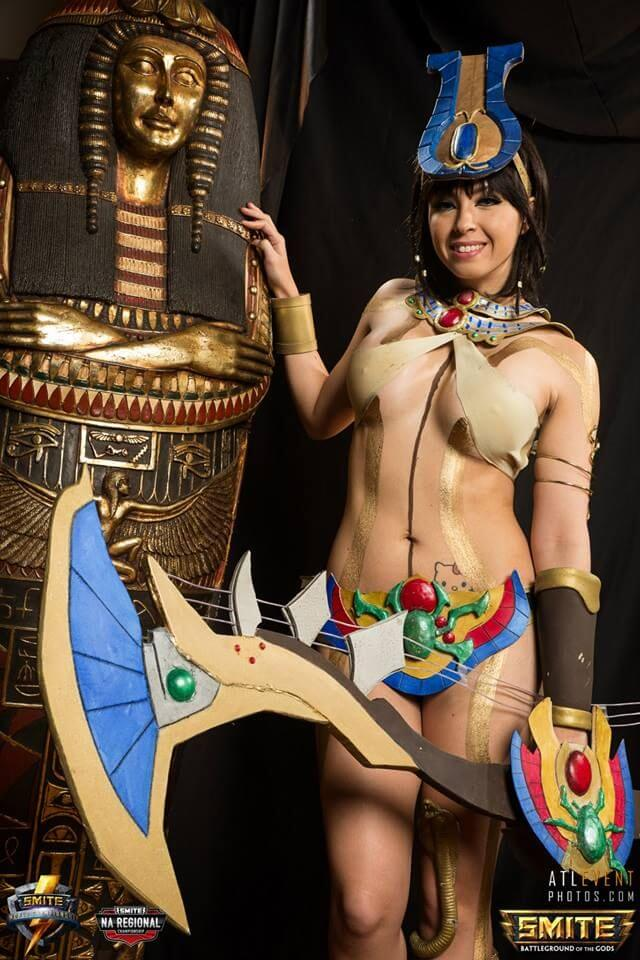 Neith Smite sexy photo
