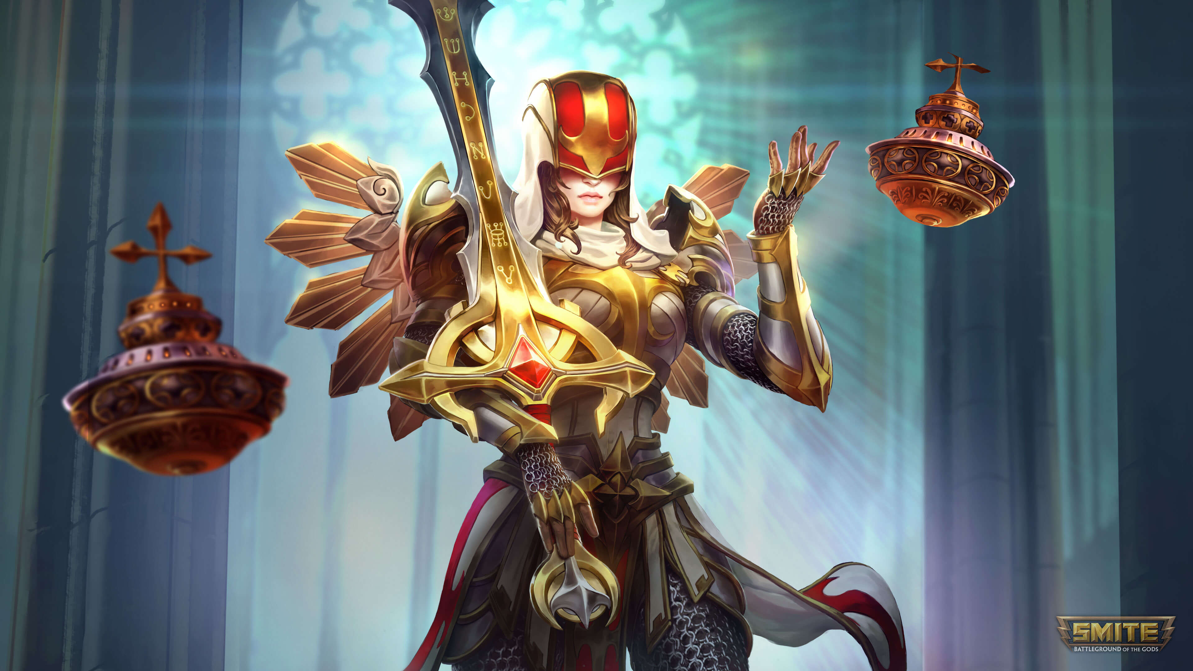 Nemesis Smite awesome pictures